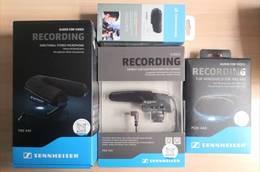 Sennheiser 相机话筒测评:MKE 400 和 MKE 440