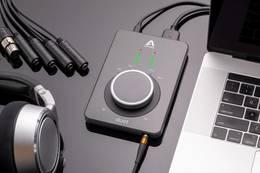 爷青回:Apogee 终于正式发布全新 Duet 3 桌面便携音频接口