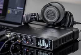 集万千优点于一身的 MOTU UltraLite mk-5 音频接口来了