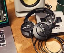 KRK 发布新的 KNS 耳机系列 KNS 6402 和 KNS 8402