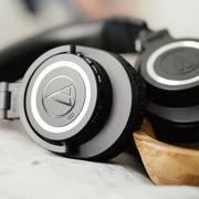 Audio-Technica 发布 ATH-M50xBT2 无线耳机