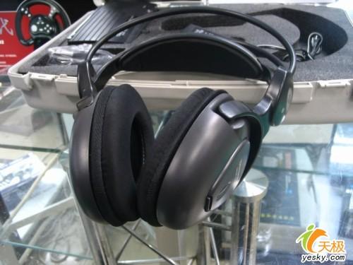 感受无线魅力——得胜UHF-958无线耳机
