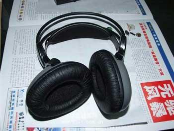 无拘无束享受音乐!得胜无线耳机