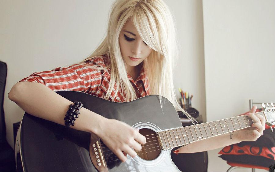 吉他教程:简单民谣吉他和弦教程