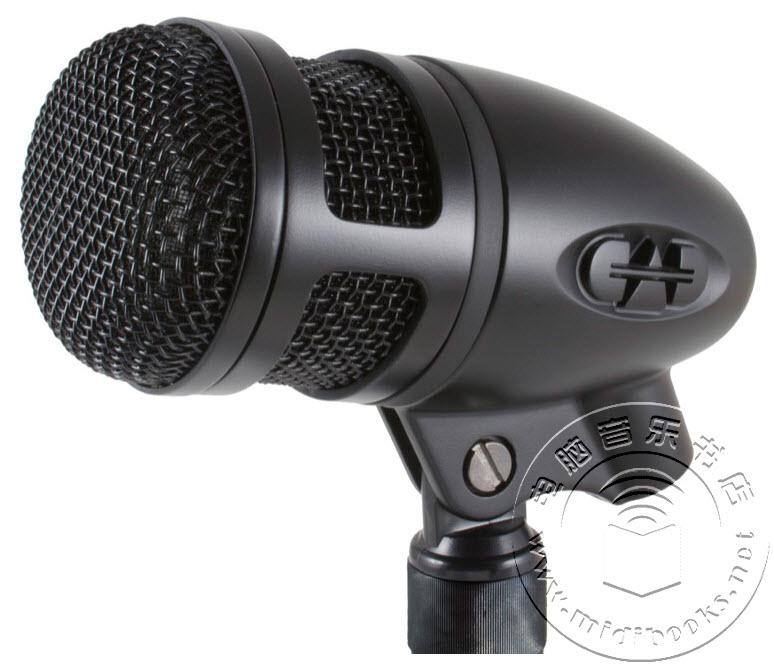 [NAMM2016]CAD音频发布最新的D88底鼓麦克风