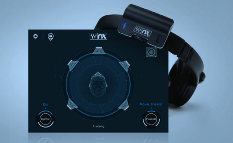 声音科技——Waves NX 技术为耳机带来了 3D 的声音